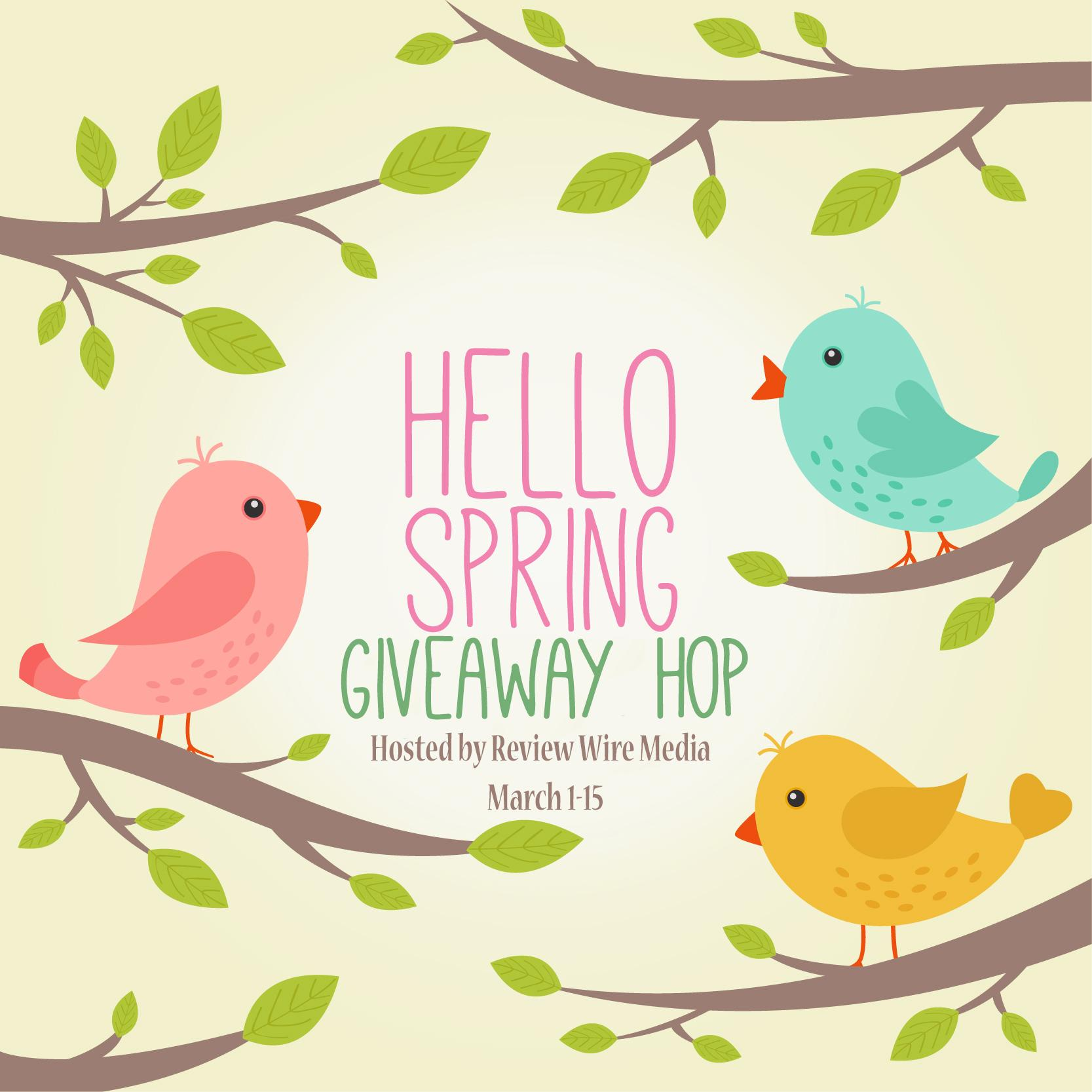 Hello Spring Giveaway Hop