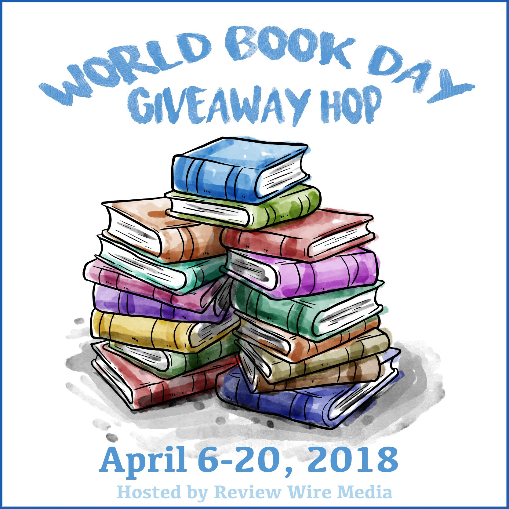 World Book Day Giveaway Hop