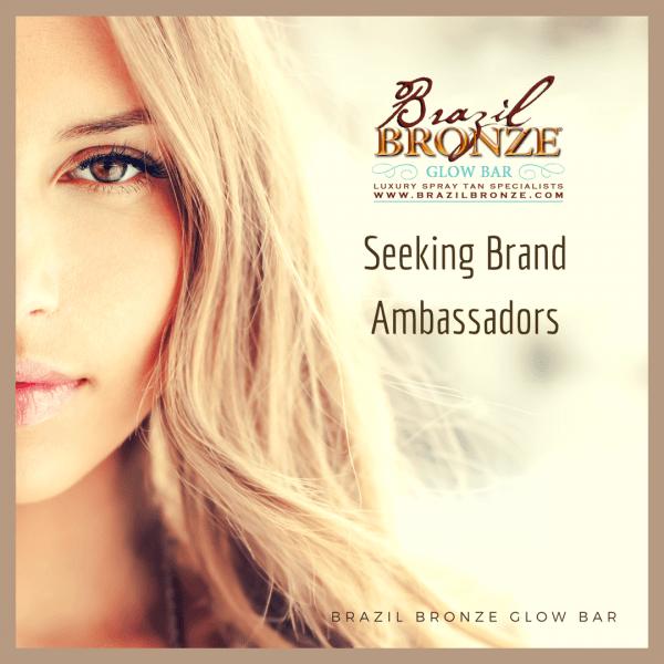 Brazil Bronze Brand Ambassador