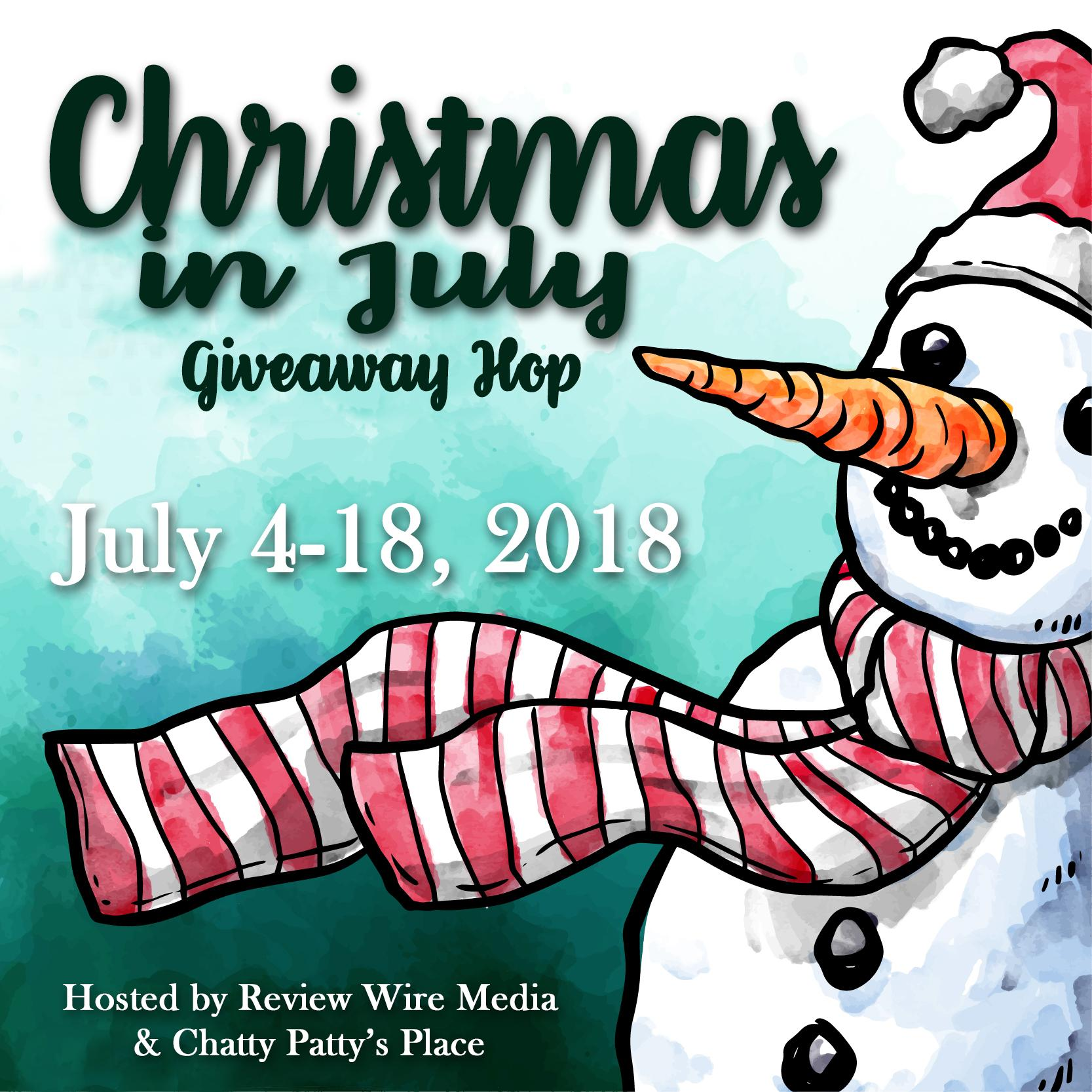 Christmas in July 2018 Hop