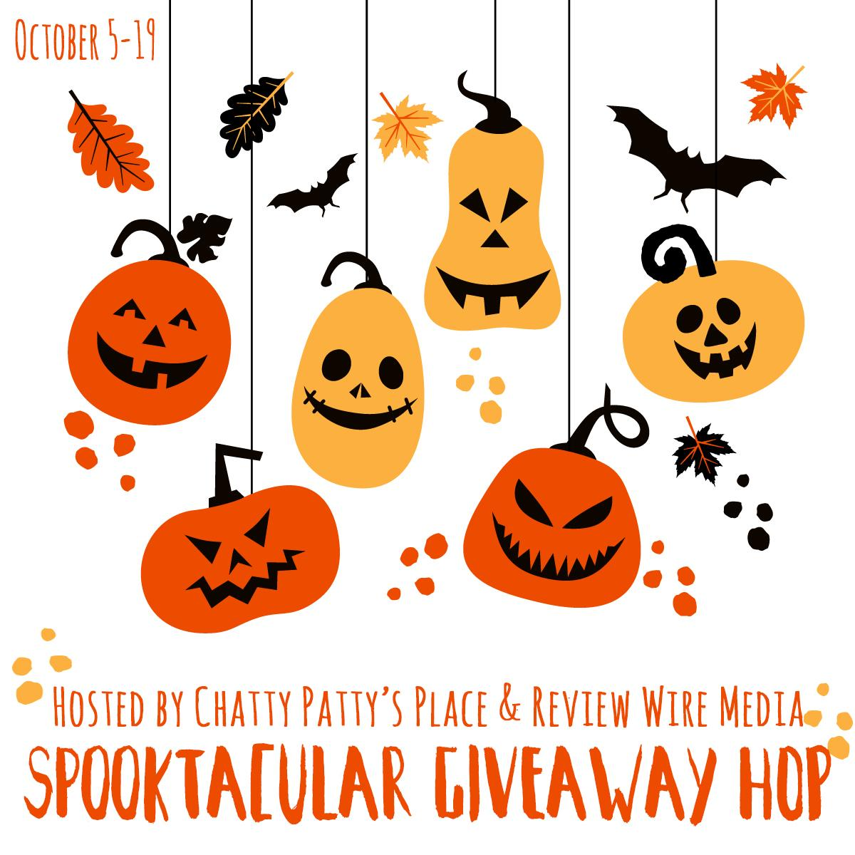The Review Wire Spooktacular Giveaway Hop 2018