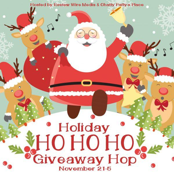 The Review Wire Holiday HoHoHo Giveaway Hop. Runs 11/21-5 2018