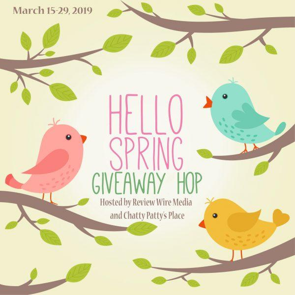 The Review Wire - Hello Spring Giveaway Hop 2019