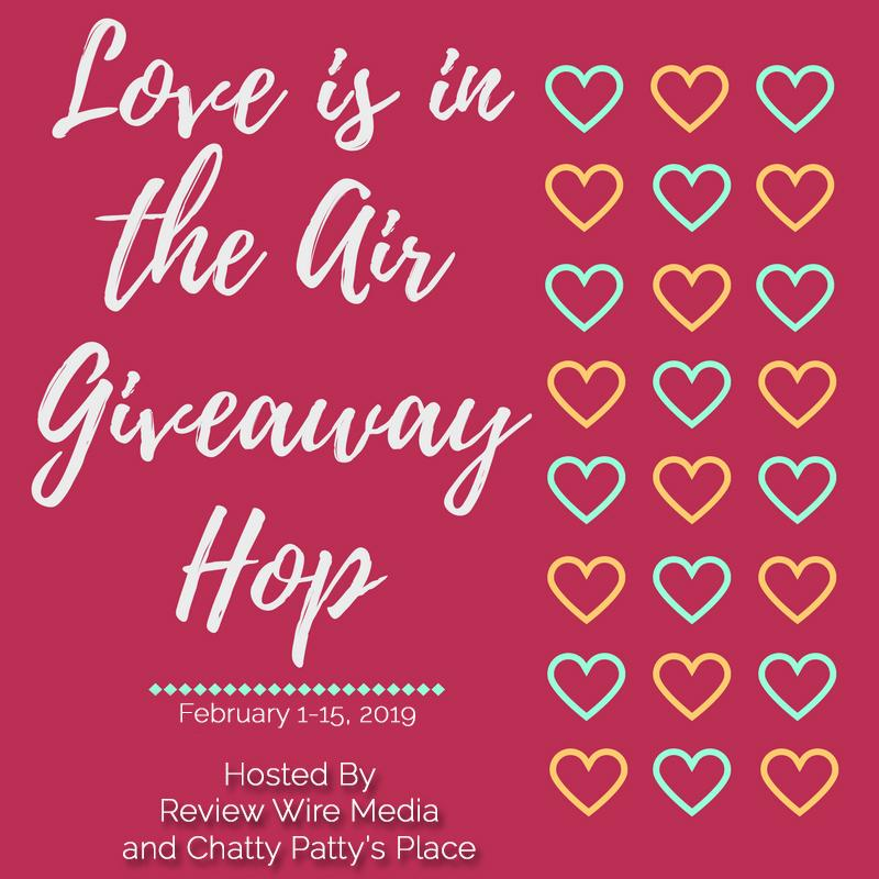 The Review Wire - Love is in the Air Giveaway Hop 2019