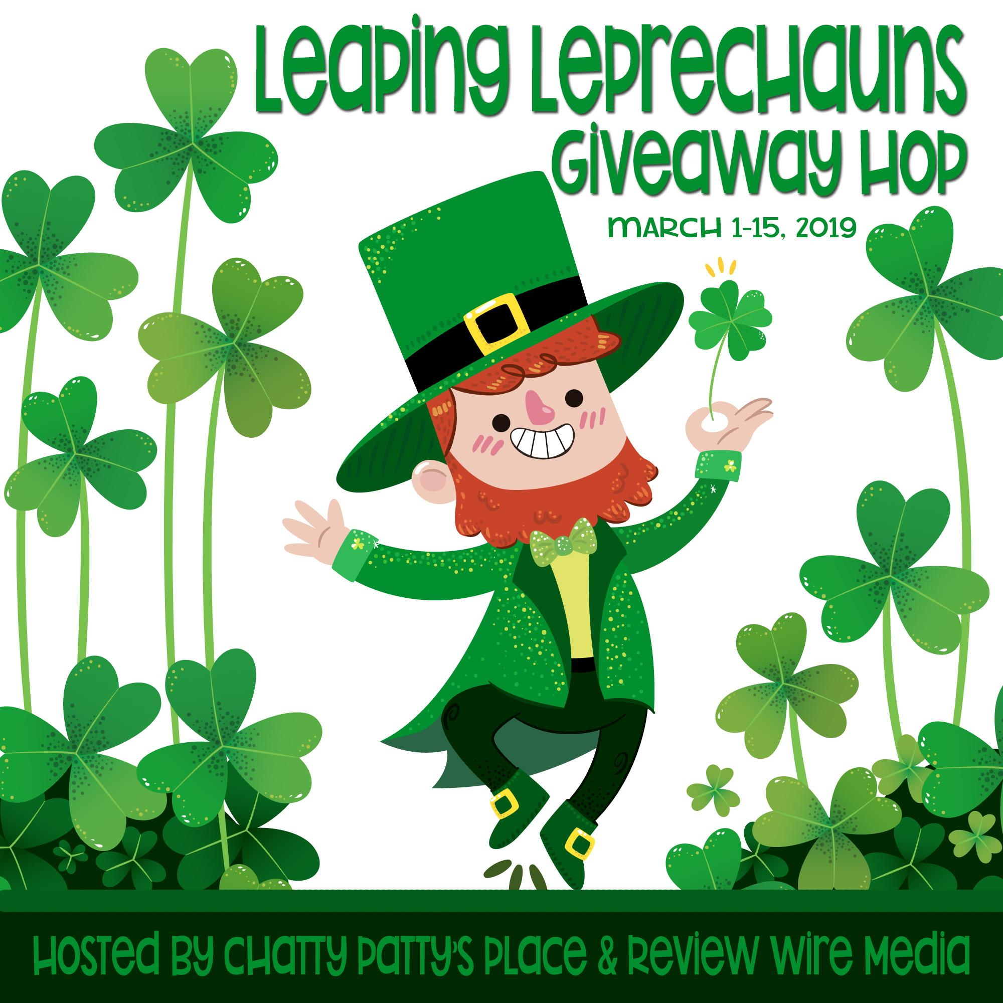 The Review Wire: Leaping Leprechauns Giveaway Hop. Ends 3.15.19