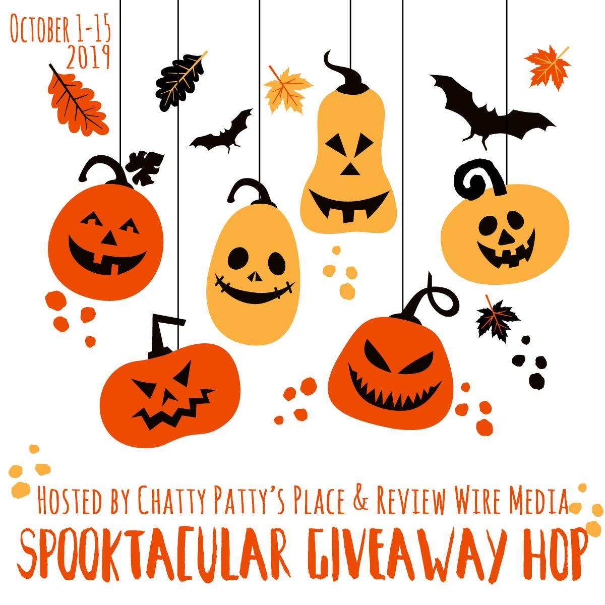 The Review Wire: Spooktacular Giveaway Hop. October 1-15, 2019