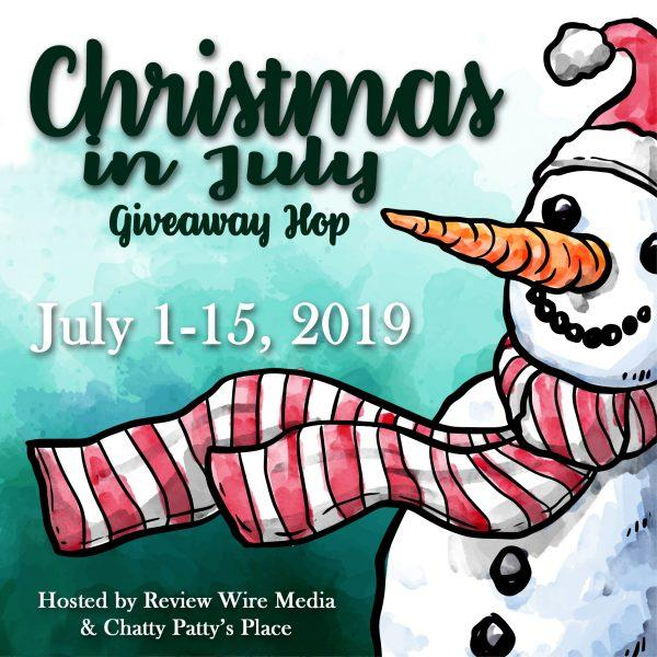 The Review Wire: Christmas in July Giveaway Hop. July 1-15, 2019