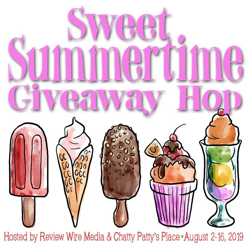 The Review Wire: Sweet Summertime Giveaway Hop 2019. Aug 2-16, 2019
