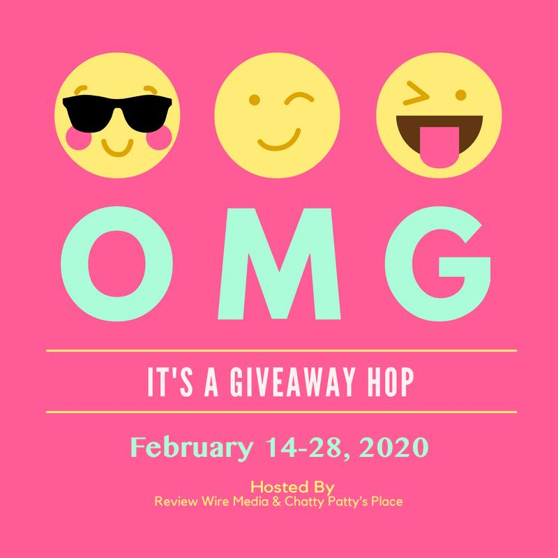 OMG It's a Giveaway Hop 2020
