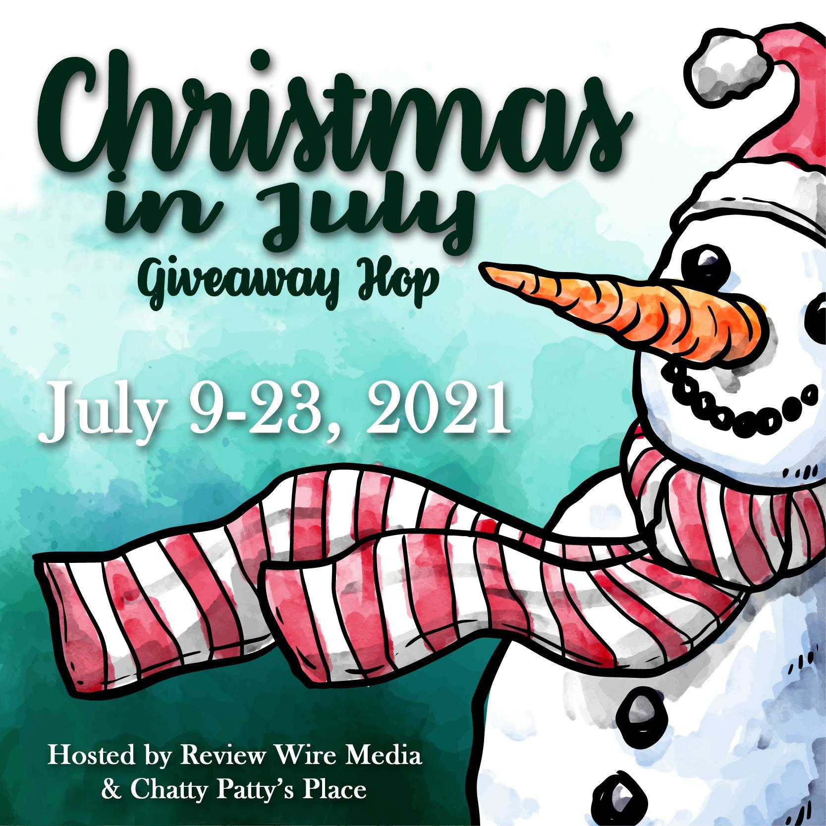 Blogger Opp :: Christmas in July Giveaway Hop 2021 :: Sign-ups CLOSED